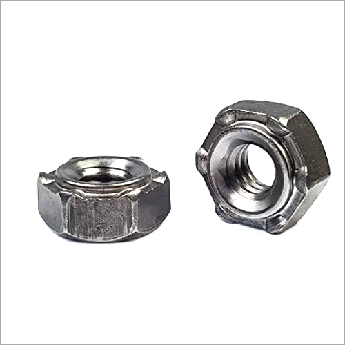 Steel Hex Weld Nut