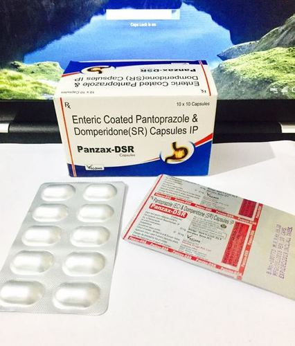 Pantoprazole 40 mg + Domperidone 30 mg