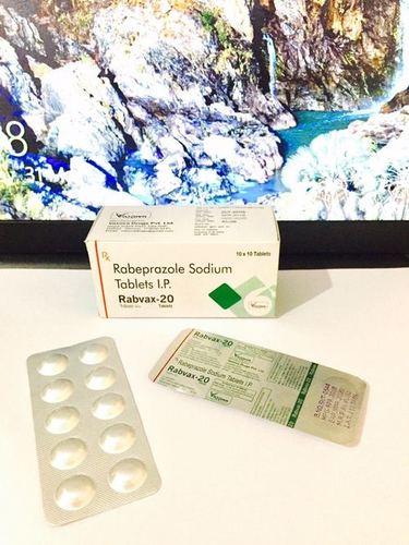 Rabeprazole Sodium 20 mg