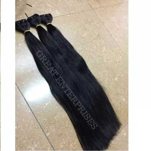 Remy Double Drawn Weft Hair