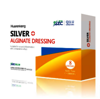Silver Alginate Dressing