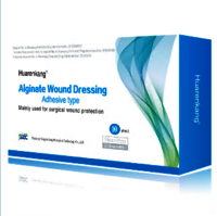 Calcium Alginate Wound Dressing