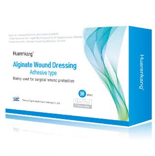 Brand Hua renkang alginate wound dressing