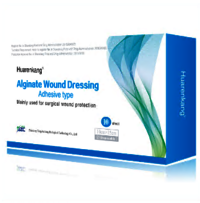 Brand Hua renkang alginate wound dressing