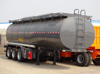 Oil Fuel Tanker Semi Trailer