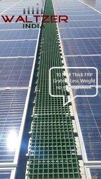 FRP Solar Walkway Granting