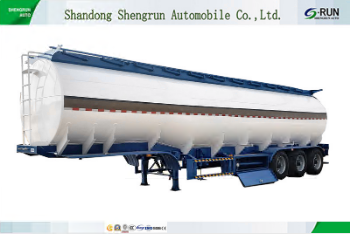 42000Liters 45000Liters Stainless Carbon steel oil petrol fuel tanker trailer gasoline transport tank trailer