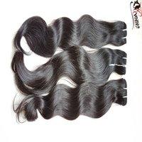 Wholesale Cheap Price 100% Remy Human Hair Bundles Virgin Hair