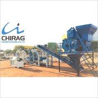 Chirag Multi-Raw Material Hydraulic Concrete Block Making Machine