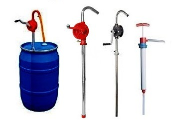 Manual and Rotary Barrel Drum Pump