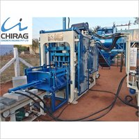 Chirag Multi-Purpose Hydraulic Paver Block Making Machine