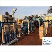 Chirag Multi-Speed High Pressure Paver Block Machine