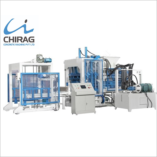 Chirag Hydraulic Blocks Machine