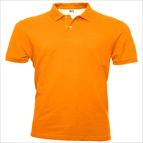 Promotional Mens Collar T-Shirt