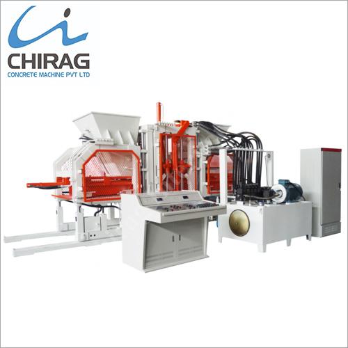 Chirag Hydraulic Block Machines