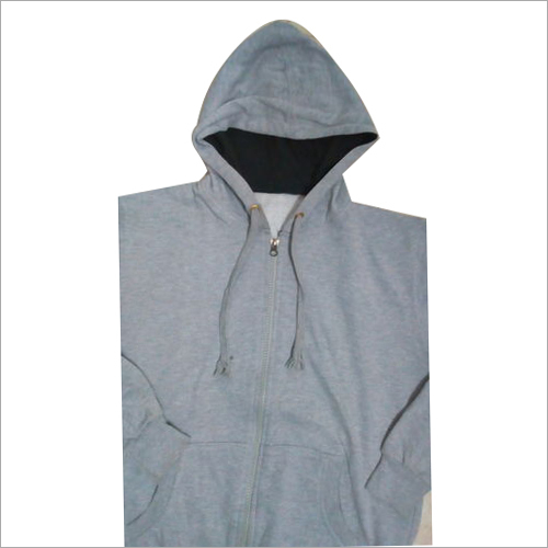 Promotional Full Sleeve Zipper Hoodies