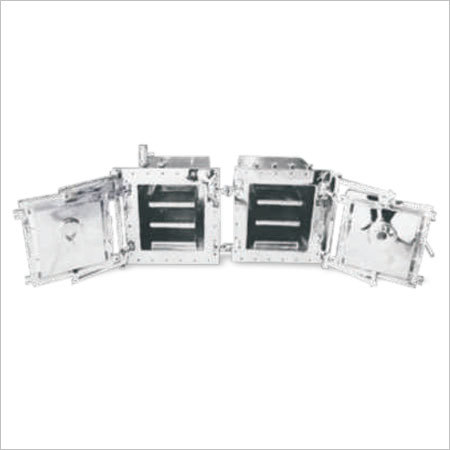 VTD 2 Trays For Isolator Operation