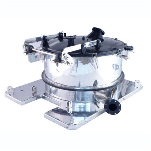 Antistatic Halar Coated Centrifuge Machine