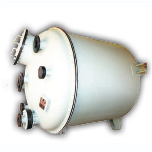 Antistatic PFA Coated Vessel