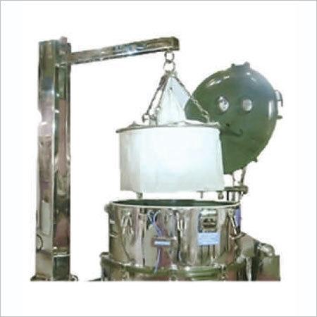 Lifting Bag type Centrifuge