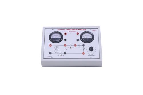 Solar Cell Characteristics Apparatus