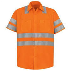 Mens Safety Shirt