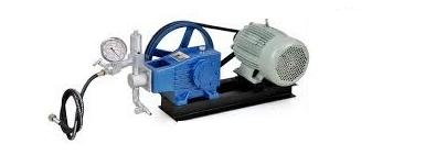 Fluidyne Electric Hydro Test Pump