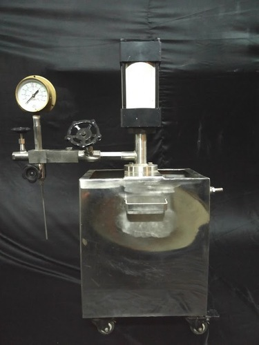 Air Operated Test Pump Assembly