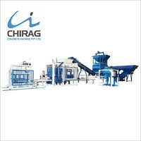 Chirag Multi-Operation High Pressure Paver Block Machine
