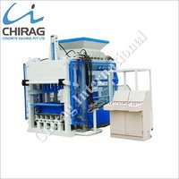Chirag Paving Block Making Machine
