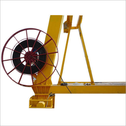 Motorised Cable Reeling Drum