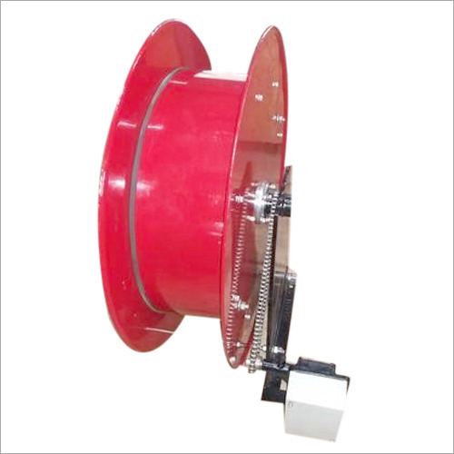 Spring Cable Drum With Limit Switch