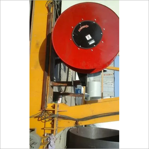 Motorized industrial Cable Reeling Drum