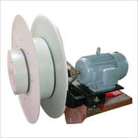 Stall Torque Motorized Cable Reeling Drum