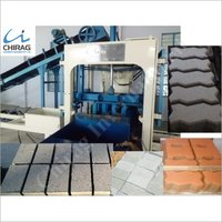 Chirag Multi-Production Hollow Block Making Machine