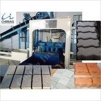 Chirag Multi-Production Hollow Block Making Machine