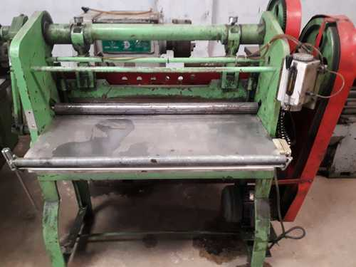 Used Rubber Cutter Machine
