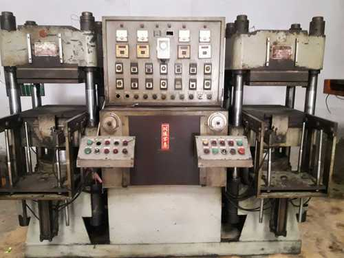 Used Rubber Compression machine 150tn