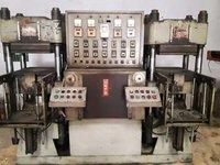 Used Rubber Compression machine 150tn