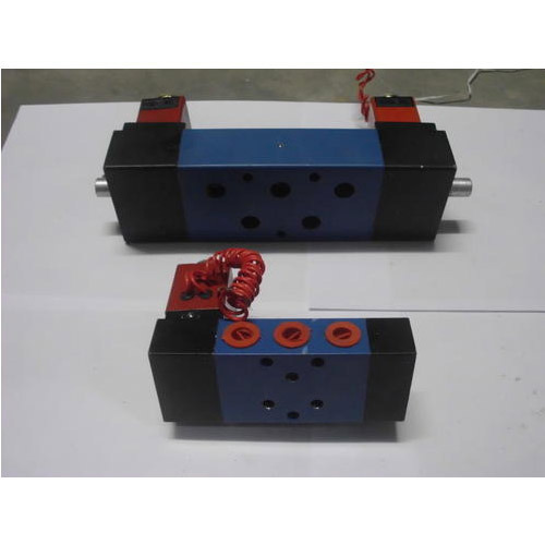 base-mounted -solenoid valves