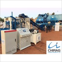 Chirag Interlocking Block Making Machines