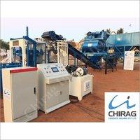 Chirag Interlocking Block Making Machines