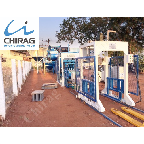 Chirag Multi-Production Interlocking Block Making Machine