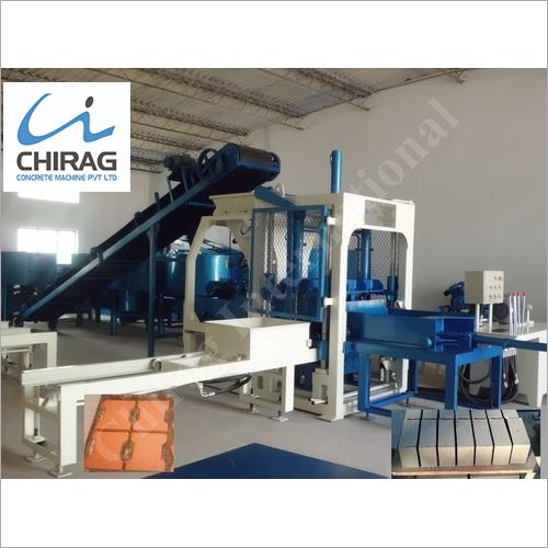 Chirag Next-Gen Hollow Block Making Machine