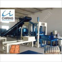 Chirag Next-Gen Hollow Block Making Machine