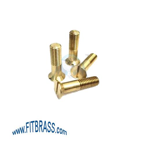 Brass Countersunk Bolts