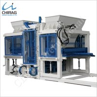 Chirag Multi-Production Block Making Machine