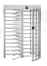 Full Height Turnstile (Single Door)