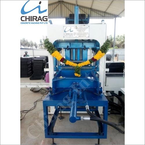 Chirag Hydraulic Concrete Block Making Machine