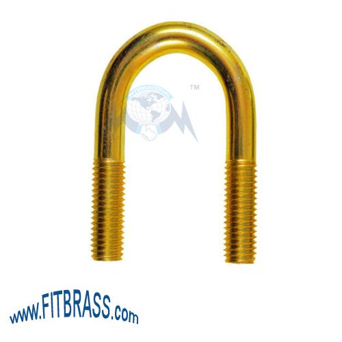 Brass U Bolts